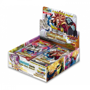 Booster Display B10 Unison Warrior Series -Rise of the Unison Warrior (24 Packs) 2nd Edition – EN