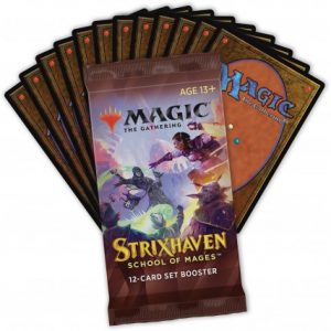 Set Booster Strixhaven: School of Mages