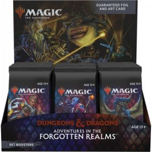 Set Boosterbox Adventures in the Forgotten Realms