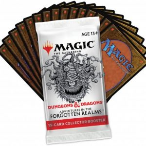 Collector Booster Adventures in the Forgotten Realms