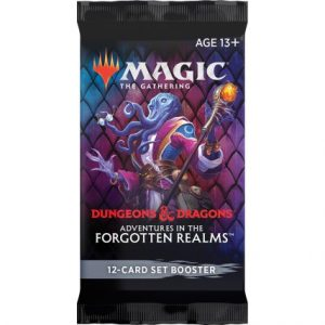 Set Booster Adventures in the Forgotten Realms
